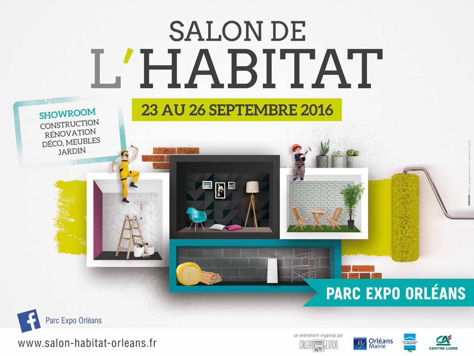 Eie prochains v nements salon de l habitat orl ans for Salon de l habitat laval